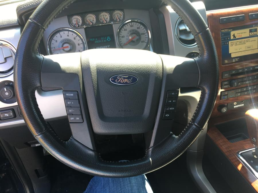 2009 Ford F-150 4WD SuperCrew 145
