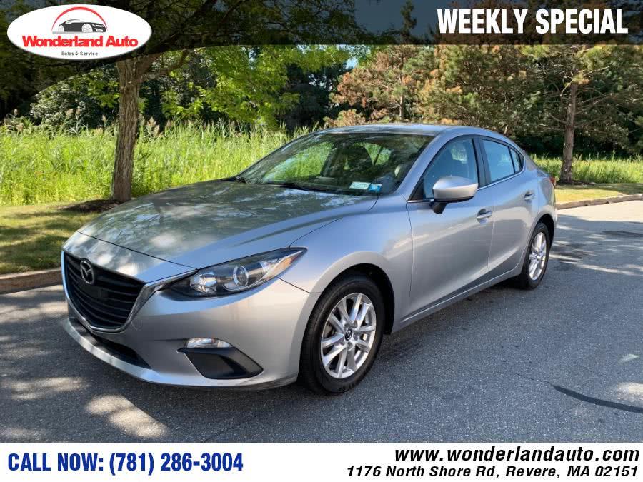 Used 2016 Mazda Mazda3 in Revere, Massachusetts | Wonderland Auto. Revere, Massachusetts