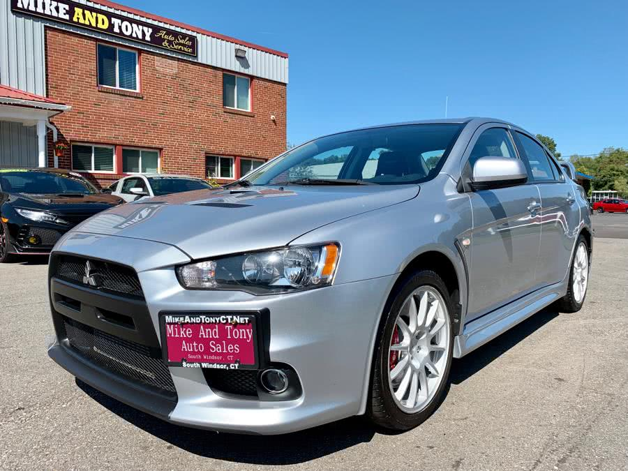 Used 2014 Mitsubishi Lancer Evolution in South Windsor, Connecticut | Mike And Tony Auto Sales, Inc. South Windsor, Connecticut