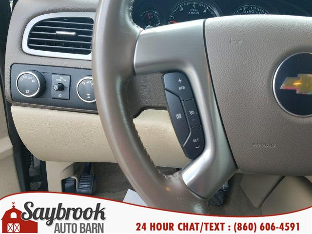 Used Chevrolet Tahoe 4WD 4dr 1500 LT 2013 | Saybrook Auto Barn. Old Saybrook, Connecticut