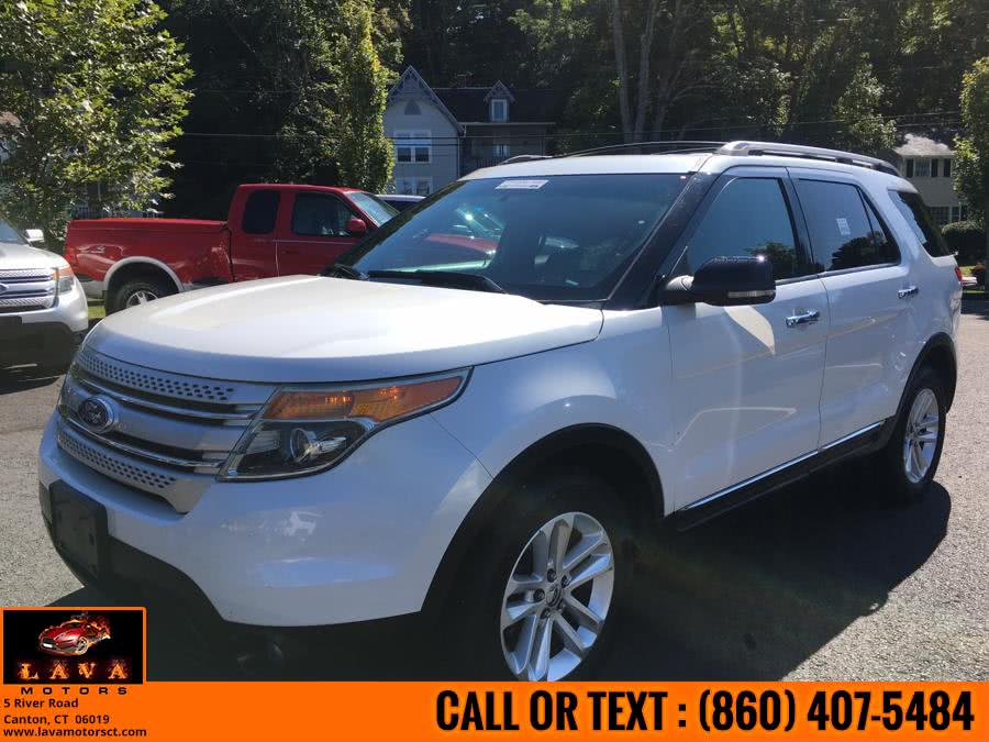 Used 2011 Ford Explorer in Canton, Connecticut | Lava Motors. Canton, Connecticut