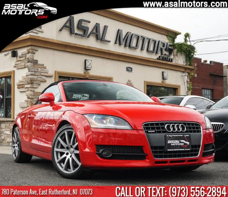 Used Audi TT 2dr Roadster S tronic quattro 2.0T Premium Plus 2010 | Asal Motors. East Rutherford, New Jersey