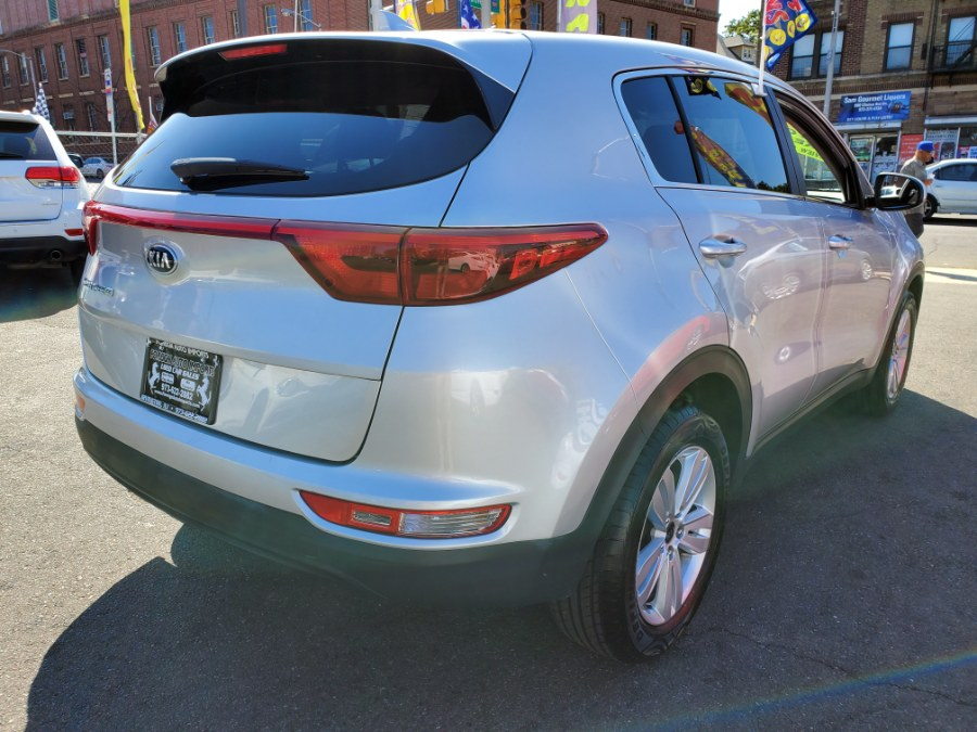 2017 Kia Sportage LX FWD, available for sale in Irvington, New Jersey | Foreign Auto Imports. Irvington, New Jersey
