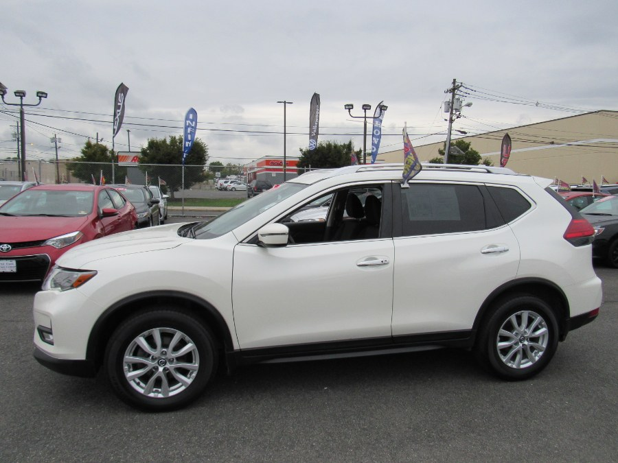 2017 Nissan Rogue AWD SV, available for sale in Irvington, New Jersey   NJ Used Cars Center. Irvington, New Jersey