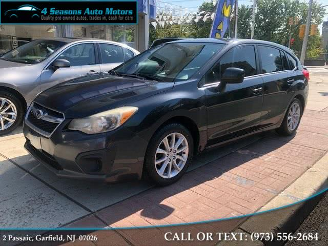 Used 2012 Subaru Impreza in Garfield, New Jersey | 4 Seasons Auto Motors. Garfield, New Jersey