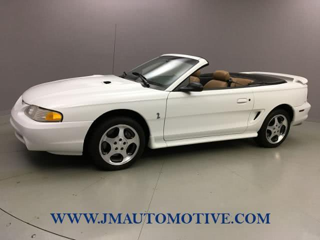 Used 1996 Ford Mustang in Naugatuck, Connecticut | J&M Automotive Sls&Svc LLC. Naugatuck, Connecticut
