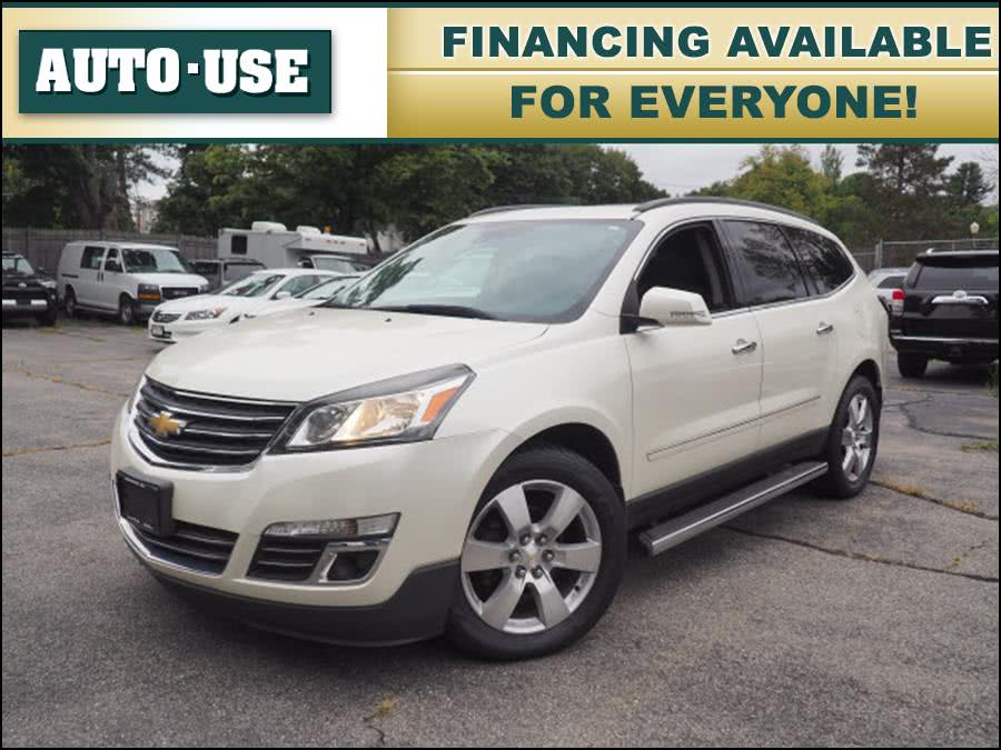 Used 2014 Chevrolet Traverse in Andover, Massachusetts | Autouse. Andover, Massachusetts