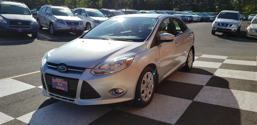 2012 Ford Focus 4dr Sdn SE, available for sale in Waterbury, Connecticut | National Auto Brokers, Inc.. Waterbury, Connecticut