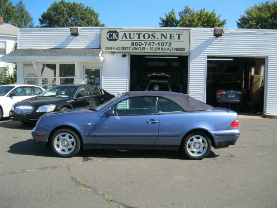 Used 1999 Mercedes-Benz CLK-Class in Plainville, Connecticut | CK Autos. Plainville, Connecticut