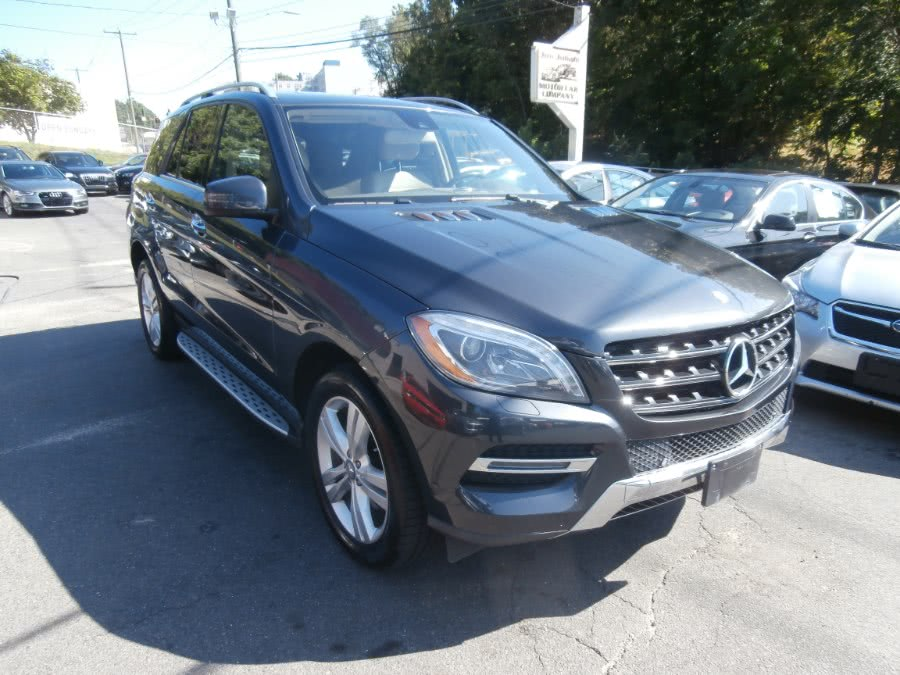 Used 2013 Mercedes-Benz M-Class in Waterbury, Connecticut | Jim Juliani Motors. Waterbury, Connecticut