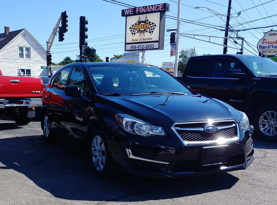 Used 2015 Subaru Impreza Wagon in Worcester, Massachusetts | Rally Motor Sports. Worcester, Massachusetts