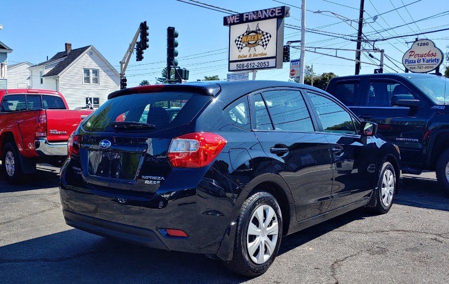 2015 Subaru Impreza Wagon 5dr CVT 2.0i, available for sale in Worcester, Massachusetts | Rally Motor Sports. Worcester, Massachusetts