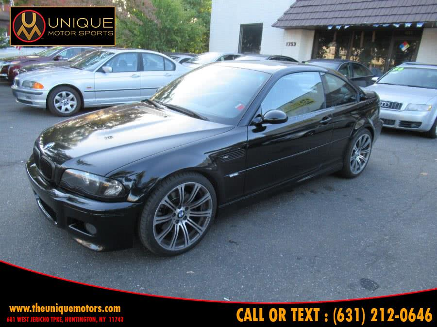 Used 2004 BMW 3 Series in Huntington, New York | Unique Motor Sports. Huntington, New York