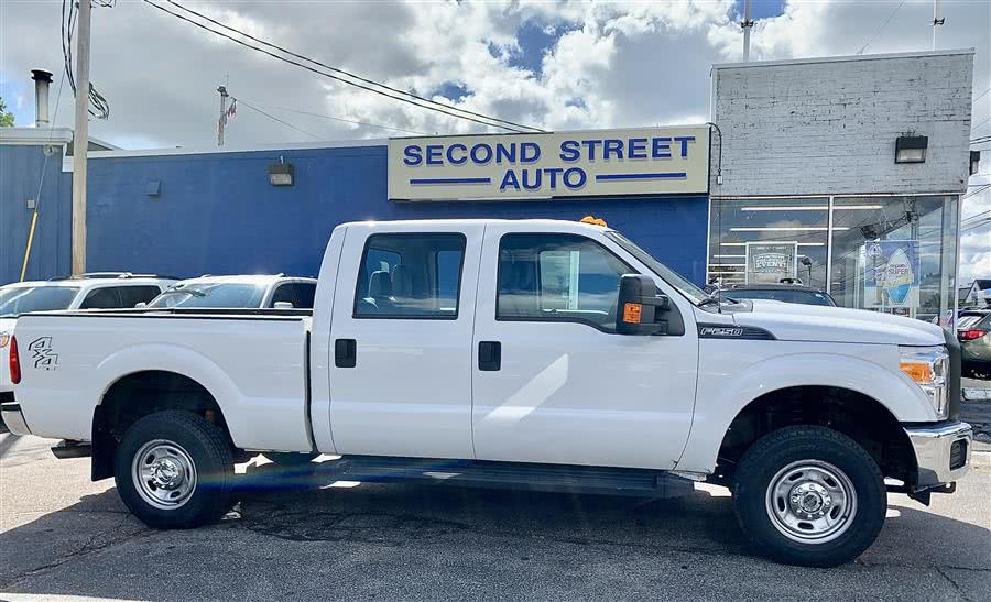 Used 2015 Ford Super Duty F-250 Srw in Manchester, New Hampshire | Second Street Auto Sales Inc. Manchester, New Hampshire