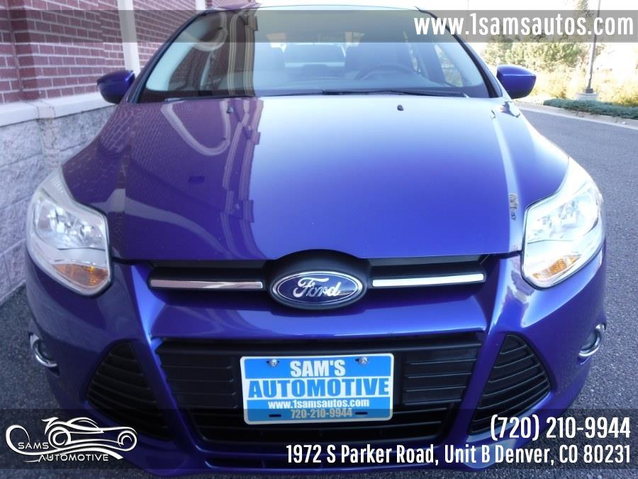 2012 Ford Focus 4dr Sdn SE, available for sale in Denver, Colorado | Sam's Automotive. Denver, Colorado