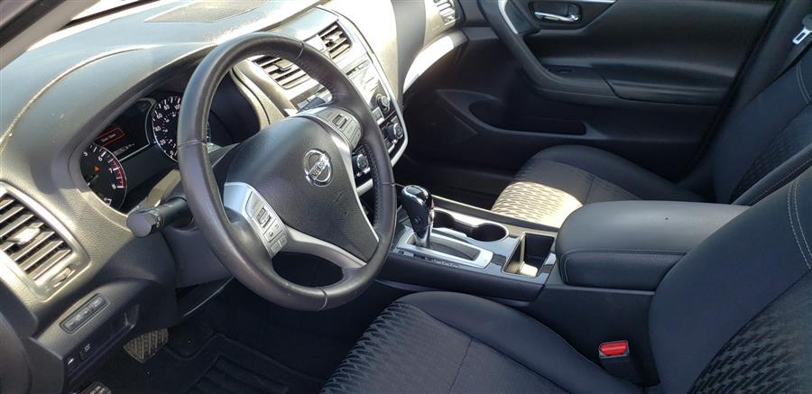 2018 Nissan Altima 2.5 SV Sedan, available for sale in Shirley, New York | Roe Motors Ltd. Shirley, New York