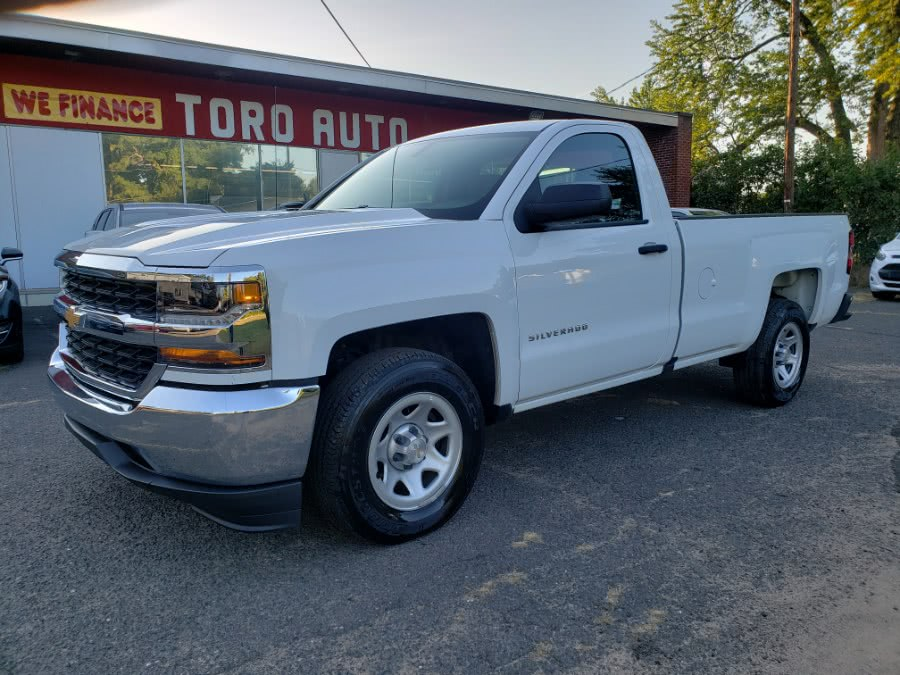 Used 2018 Chevrolet Silverado 1500 in East Windsor, Connecticut | Toro Auto. East Windsor, Connecticut