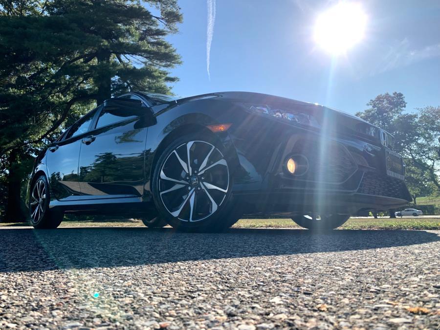2018 Honda Civic Si Sedan Manual, available for sale in Franklin Square, New York | Luxury Motor Club. Franklin Square, New York