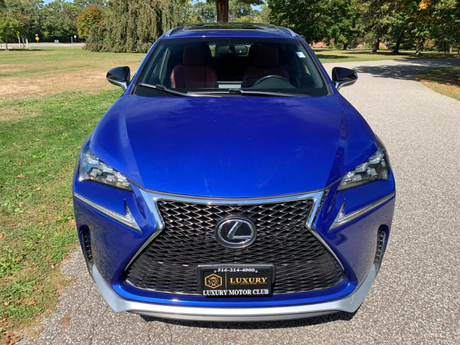 2016 Lexus NX 200t AWD 4dr F Sport, available for sale in Franklin Square, New York | Luxury Motor Club. Franklin Square, New York