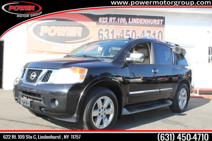 Used 2013 Nissan Armada in Lindenhurst , New York | Power Motor Group. Lindenhurst , New York