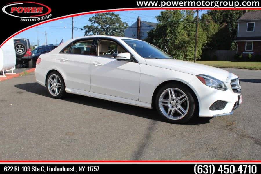 Used 2014 Mercedes-Benz E-Class in Lindenhurst , New York | Power Motor Group. Lindenhurst , New York