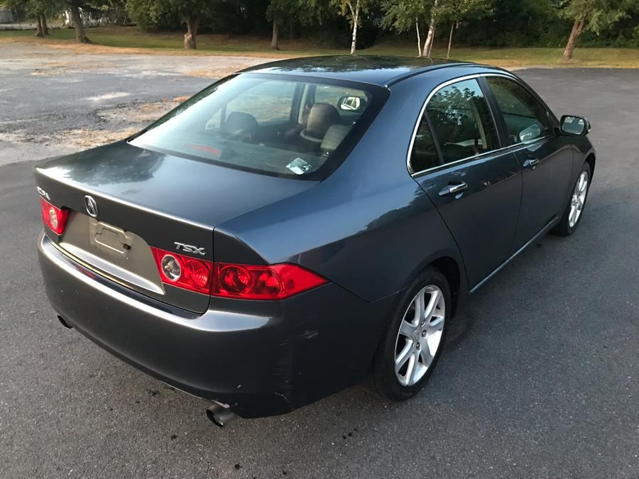 2004 Acura TSX 4dr Sport Sdn Auto, available for sale in Fitchburg, Massachusetts | A & A Auto Sales. Fitchburg, Massachusetts