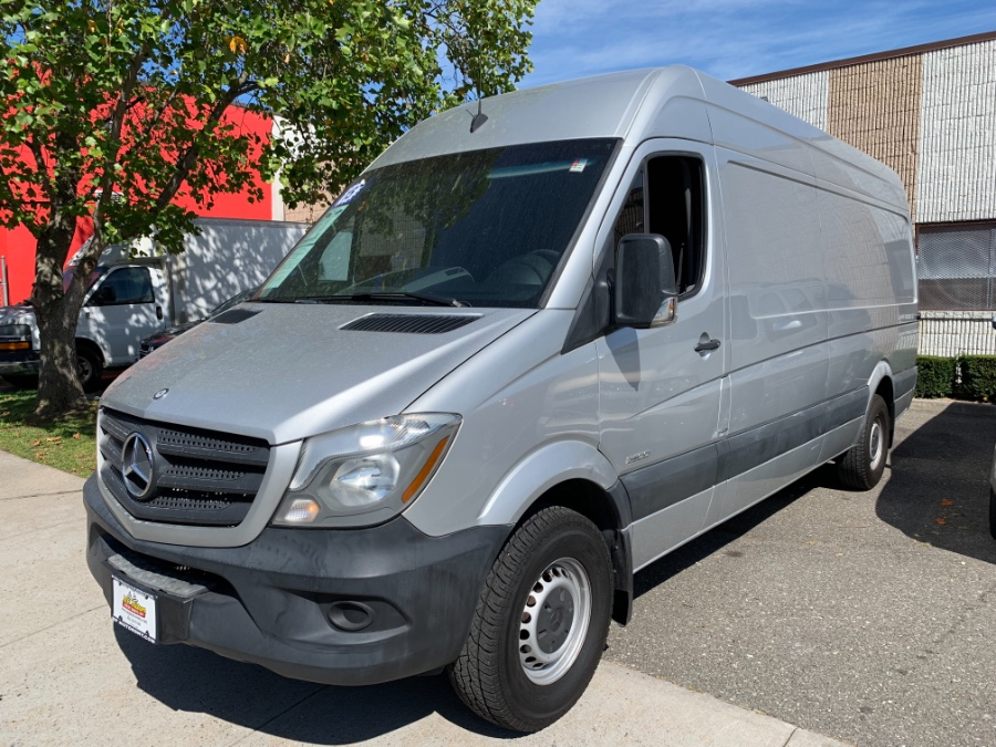 "Used Mercedes-Benz Sprinter Cargo Vans RWD 2500 170"" EXT 2015 