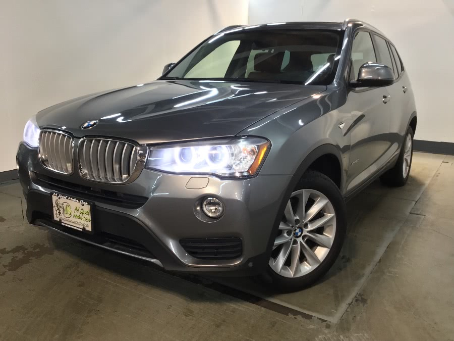 Used 2017 BMW X3 in Lodi, New Jersey | European Auto Expo. Lodi, New Jersey