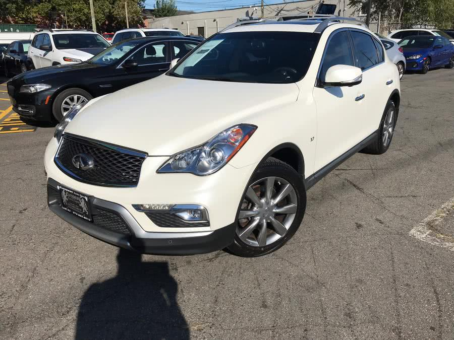 Used 2016 INFINITI QX50 in Hillside, New Jersey | M Sport Motor Car. Hillside, New Jersey