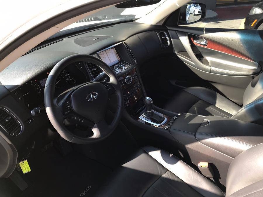 Used INFINITI QX50 AWD 4dr 2016 | M Sport Motor Car. Hillside, New Jersey