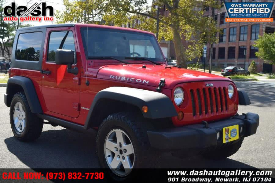 Used Jeep Wrangler 4WD 2dr Rubicon 2010 | Dash Auto Gallery Inc.. Newark, New Jersey