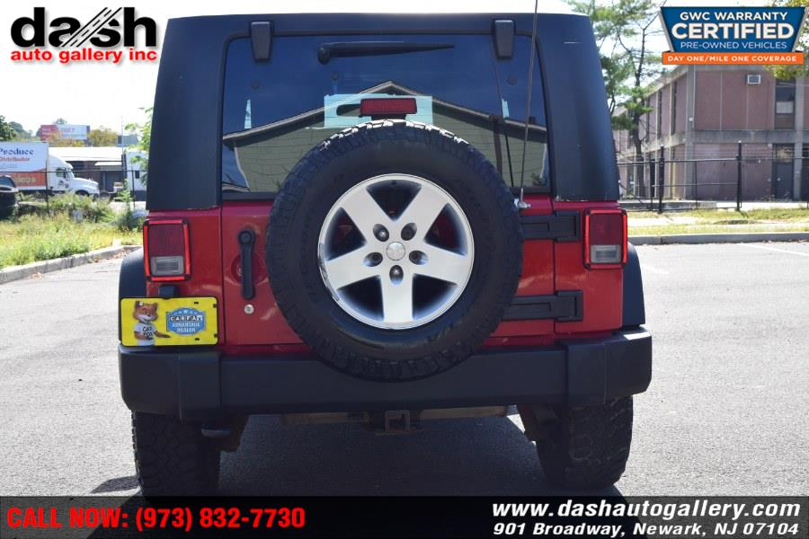 2010 Jeep Wrangler 4WD 2dr Rubicon, available for sale in Newark, New Jersey | Dash Auto Gallery Inc.. Newark, New Jersey