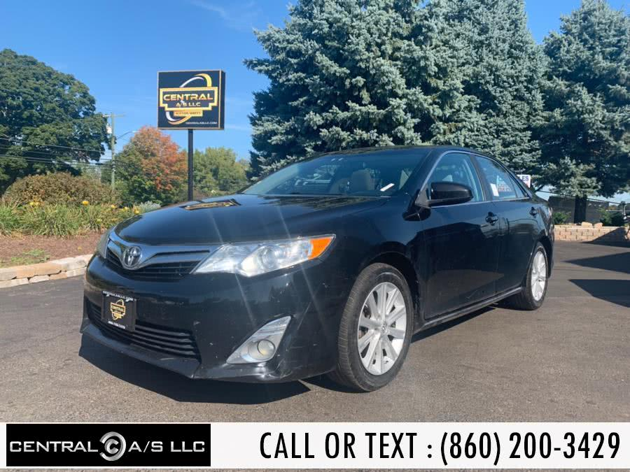Used Toyota Camry 4dr Sdn I4 Auto XLE (Natl) 2013 | Central A/S LLC. East Windsor, Connecticut