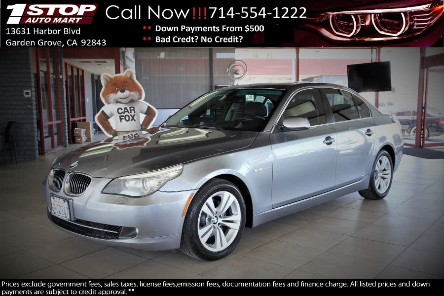 Used 2009 BMW 5 Series in Garden Grove, California | 1 Stop Auto Mart Inc.. Garden Grove, California
