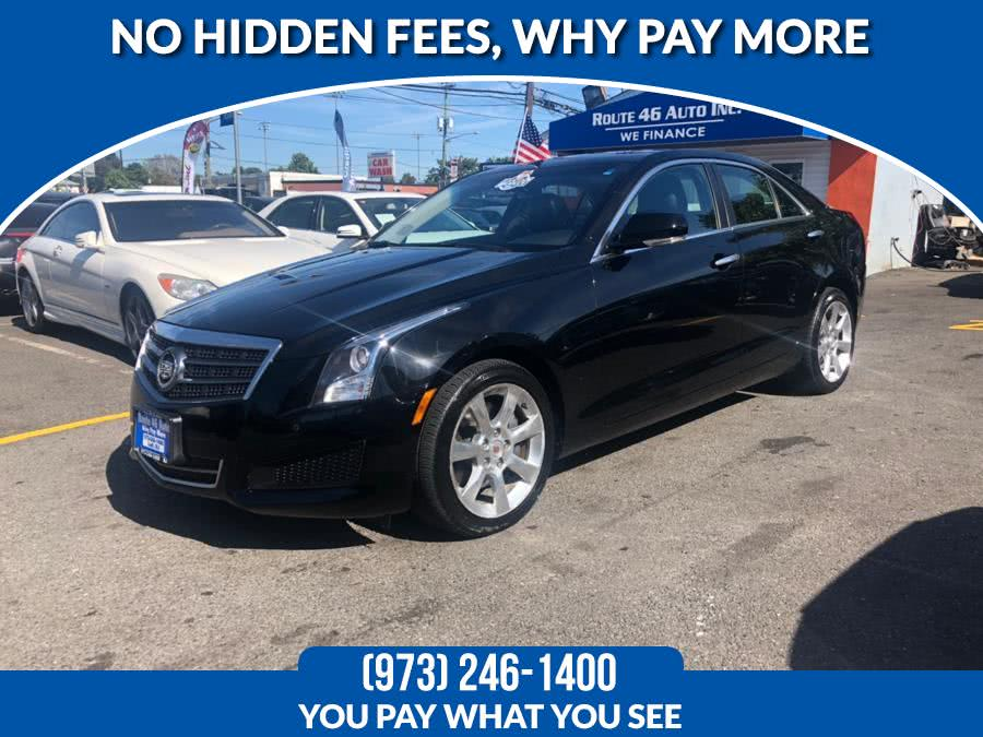 Used 2014 Cadillac ATS in Lodi, New Jersey | Route 46 Auto Sales Inc. Lodi, New Jersey