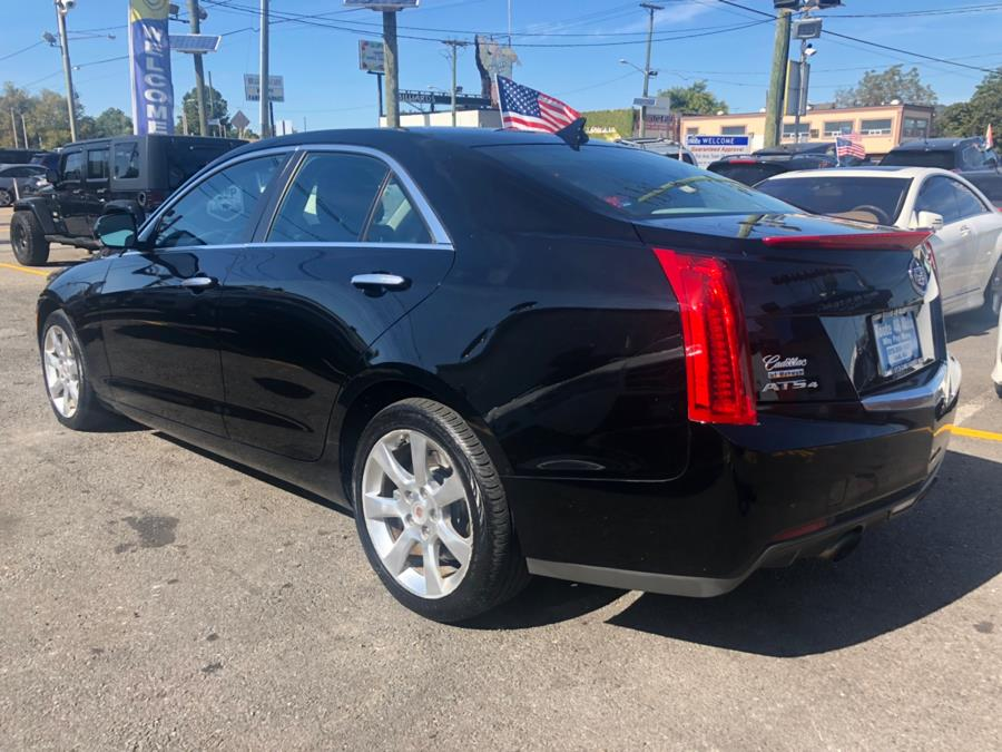 2014 Cadillac ATS 4dr Sdn 2.0L Luxury AWD, available for sale in Lodi, New Jersey | Route 46 Auto Sales Inc. Lodi, New Jersey