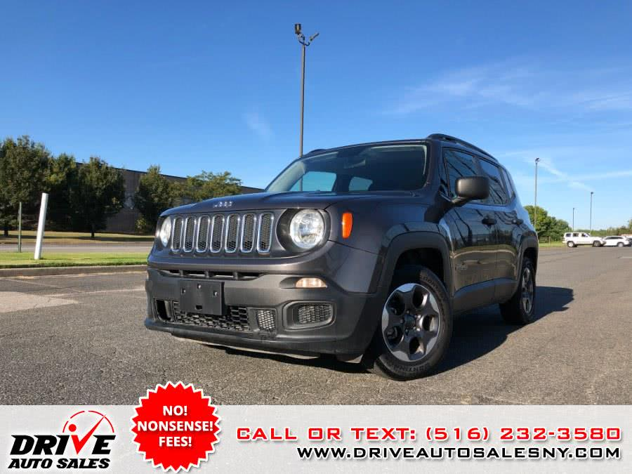 Used 2017 Jeep Renegade in Bayshore, New York | Drive Auto Sales. Bayshore, New York