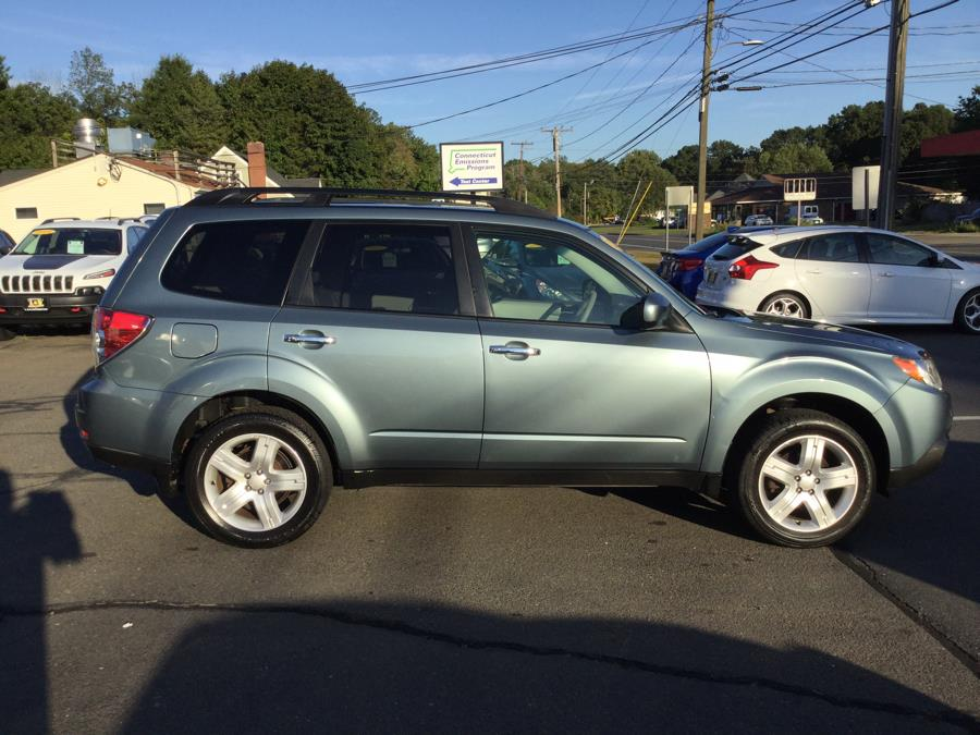 Used Subaru Forester 4dr Auto 2.5X Limited 2010 | L&S Automotive LLC. Plantsville, Connecticut