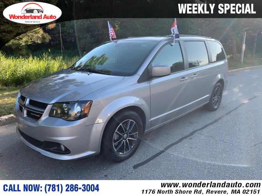 Used 2018 Dodge Grand Caravan in Revere, Massachusetts | Wonderland Auto. Revere, Massachusetts