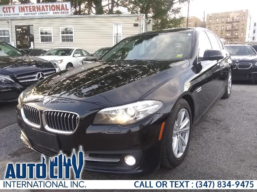 Used 2015 BMW 5 Series in Brooklyn, New York | Auto City Int Inc. Brooklyn, New York