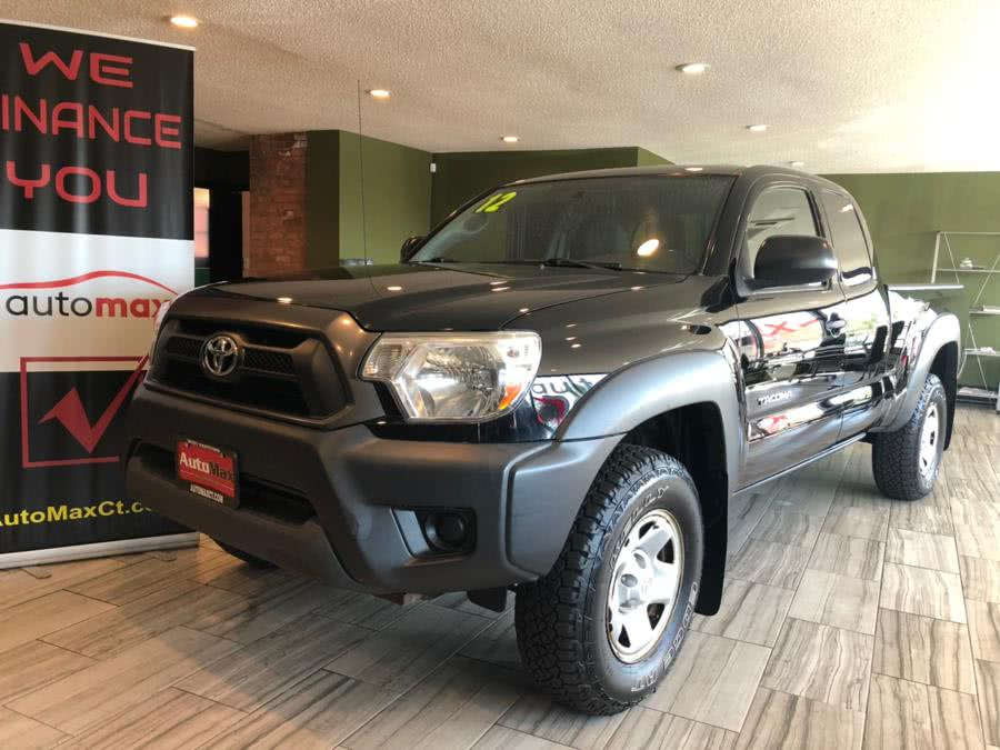 Used Toyota Tacoma 4WD Access Cab I4 MT (Natl) 2012 | AutoMax. West Hartford, Connecticut