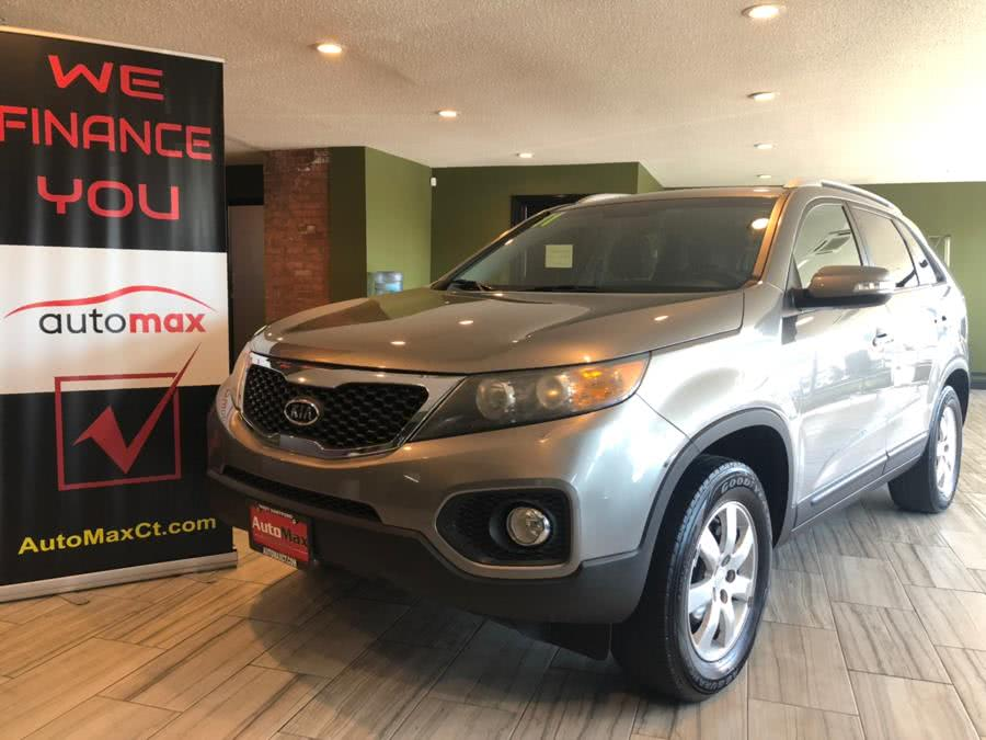 Used 2011 Kia Sorento in West Hartford, Connecticut | AutoMax. West Hartford, Connecticut