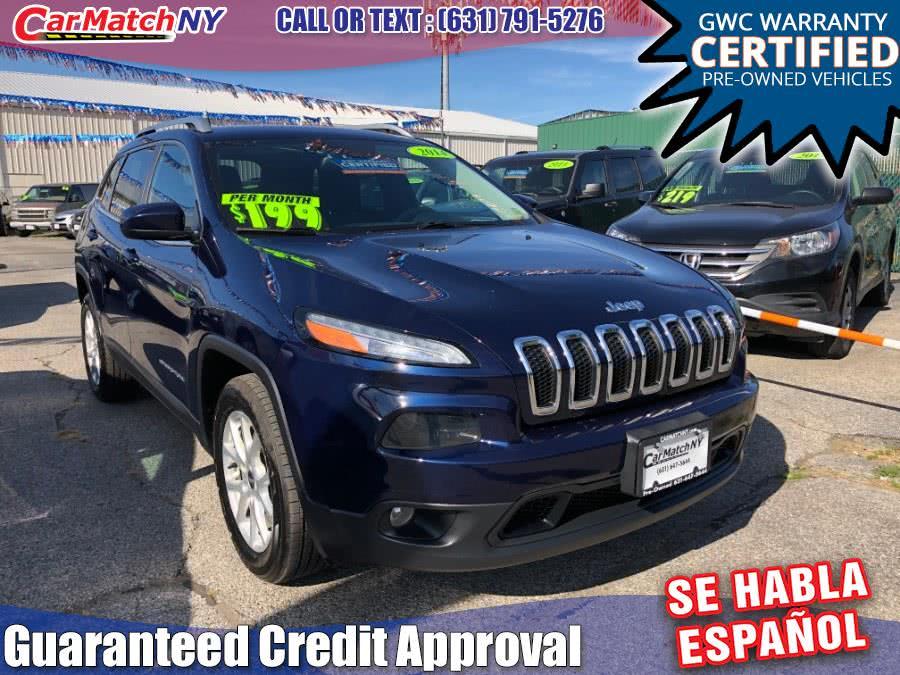 Used 2014 Jeep Cherokee in Bayshore, New York | Carmatch NY. Bayshore, New York