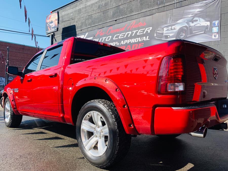 "Used Ram 1500 4WD Crew Cab 140.5"" Sport 2013 | RT Auto Center LLC. Newark, New Jersey"