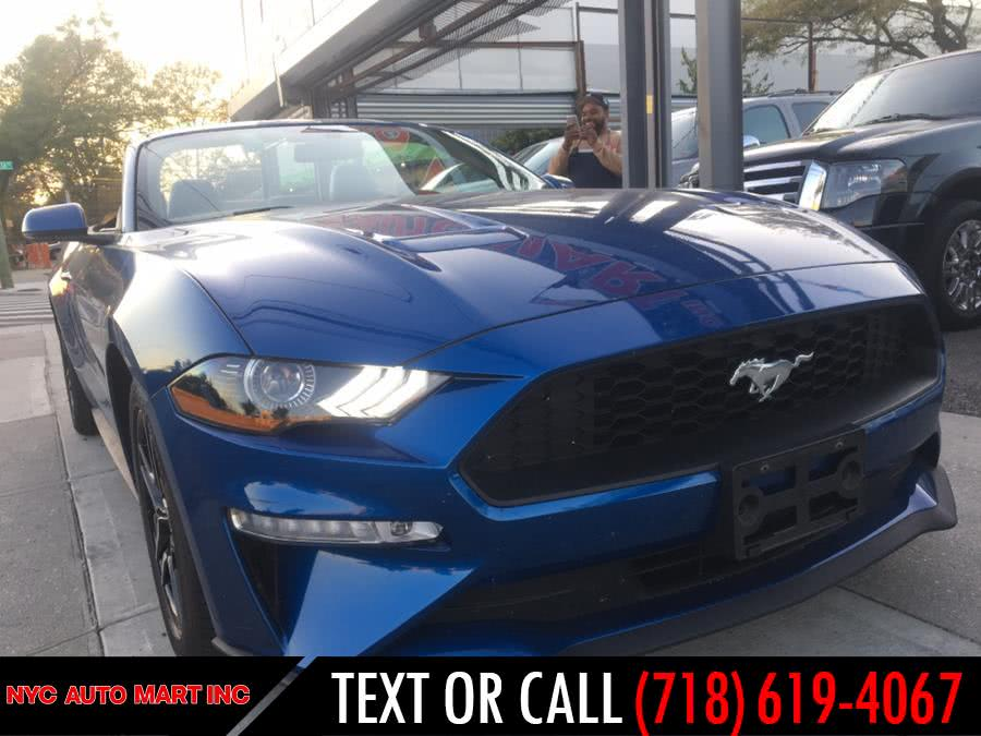 Used 2018 Ford Mustang in Brooklyn, New York | NYC Automart Inc. Brooklyn, New York