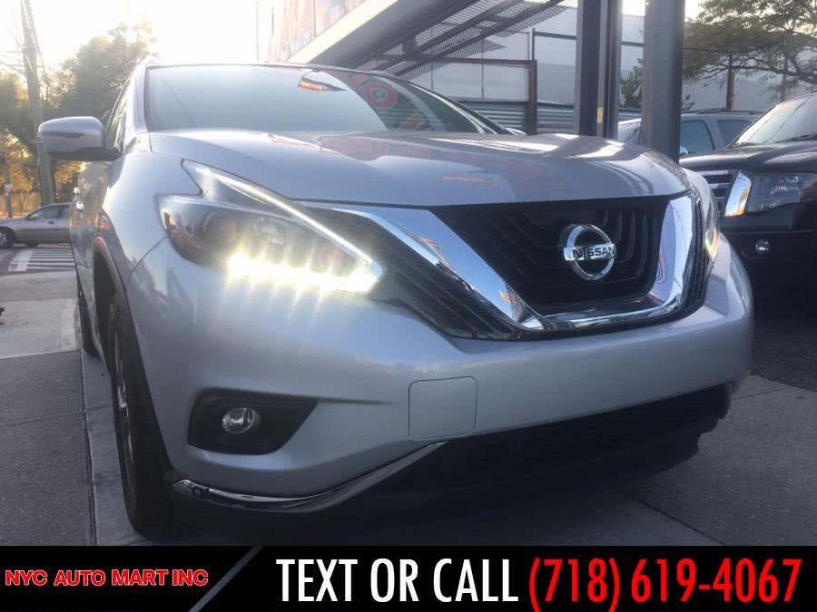 Used 2018 Nissan Murano in Brooklyn, New York | NYC Automart Inc. Brooklyn, New York