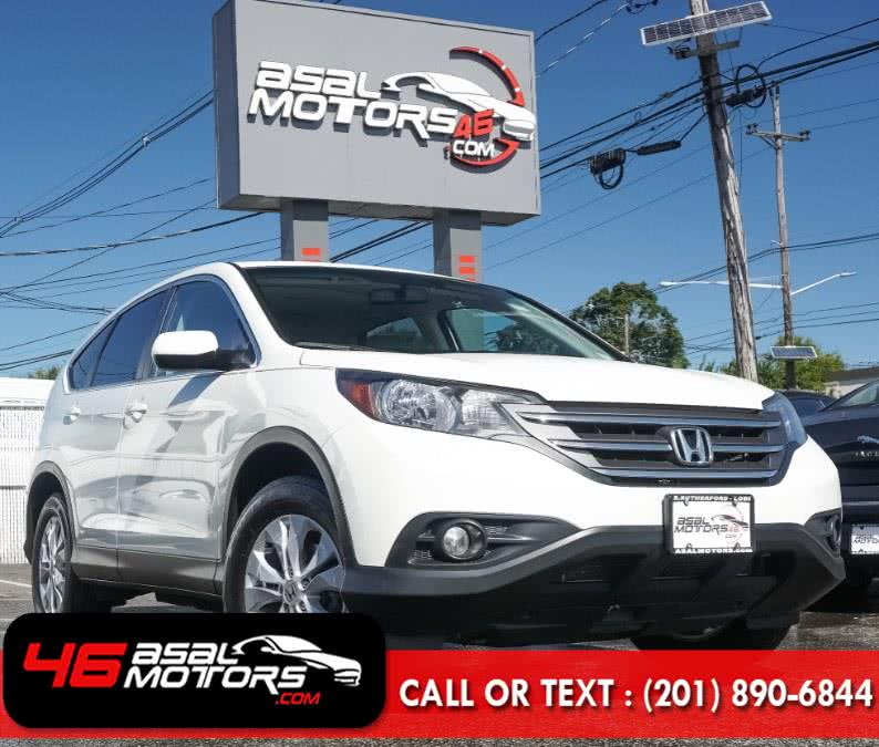2014 Honda CR-V AWD 5dr EX, available for sale in East Rutherford, New Jersey | Asal Motors 46. East Rutherford, New Jersey