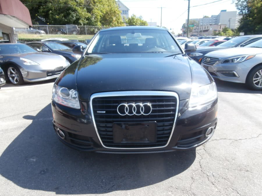 Used 2011 Audi A6 in Waterbury, Connecticut | Jim Juliani Motors. Waterbury, Connecticut