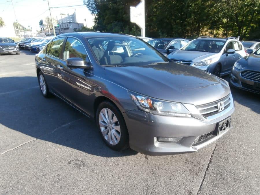 Used Honda Accord Sedan 4dr I4 CVT EX 2014 | Jim Juliani Motors. Waterbury, Connecticut