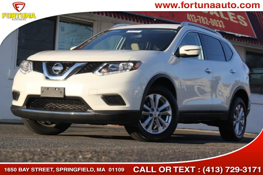 2016 Nissan Rogue SV 4dr AWD, available for sale in Springfield, MA